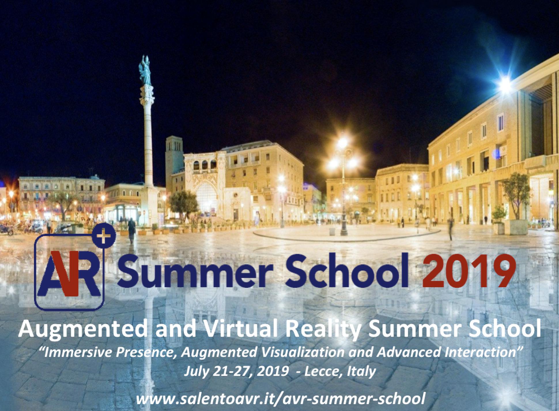 AVR Summer School